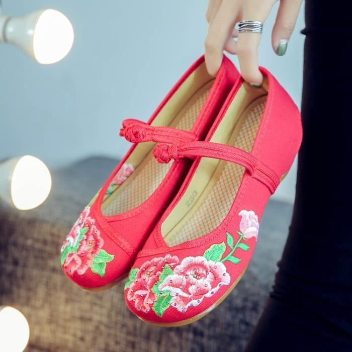 Ballerines Chaussures Femme 1ZaPGv7Eu9