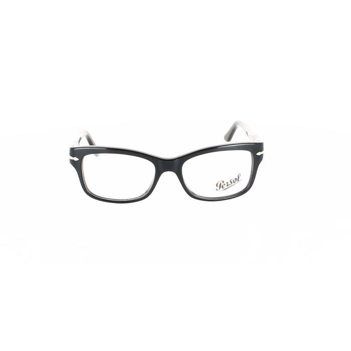 3565e398999ec Lunette de vue Persol 3011V - 95 - Noir - Achat   Vente lunettes de ...