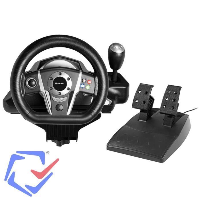 tracer viper volant ps3 ps2 pc x input d input jeu joueur achat vente fixation volant. Black Bedroom Furniture Sets. Home Design Ideas