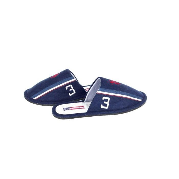 CHAUSSONS NAVY - US POLO ASSN - Taille - 39