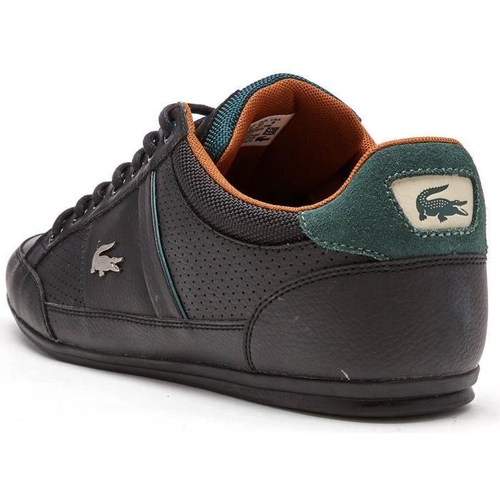 Tan sport de CAM en 734CAM0006 315 Chaymon 317 Lacoste Chaussures Noir 1 amp; qxwYFTwvBX