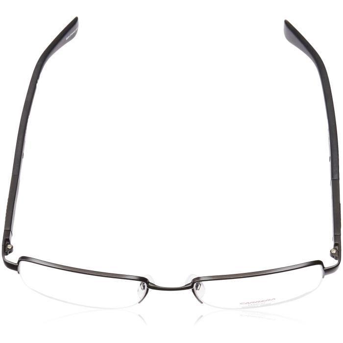 Half Rim Rectangular Unisex Spectacle Frame - (ca8820 Vaq 5319 53) OOCC0