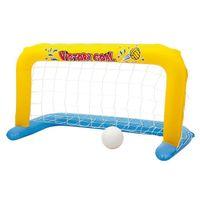 JEUX DE PISCINE Cage de water-polo gonflable - Inclus 1 Ballon - 1
