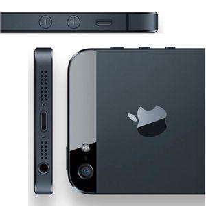 TELEPHONE PORTABLE RECONDITIONNÉ iPhone 5 32GO Noir débloqué Grade A+++ remise à ne