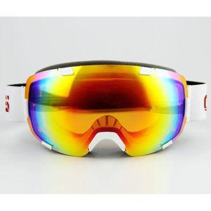 LUNETTES DE SPORT Lunettes Masque de Ski Snowboard Motoneige Sport d