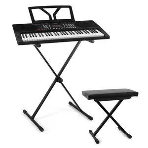 SYNTHÉTISEUR Electronic-Star Set pour musicien avec Synthétiseu