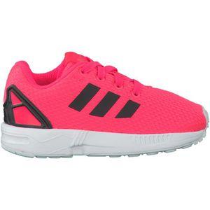 BASKET Adidas Baskets ZX FLUX KIDS Roses
