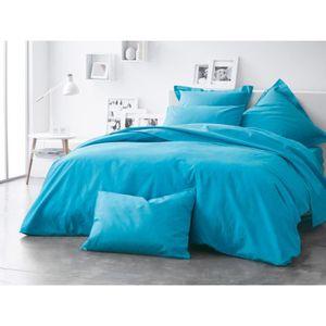 parure de lit mer achat vente parure de lit mer pas cher soldes d s le 10 janvier cdiscount. Black Bedroom Furniture Sets. Home Design Ideas