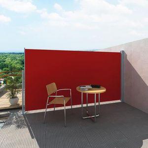 STORE - STORE BANNE  160 x 300 cm Paravent Store Auvent rétractable Rou