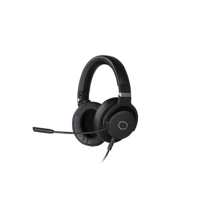 Cooler Master - MH751 - Casque Gaming (PC/PS4™/Xbox One/Nintendo™ Switch) Jack 3.5mm - Noir