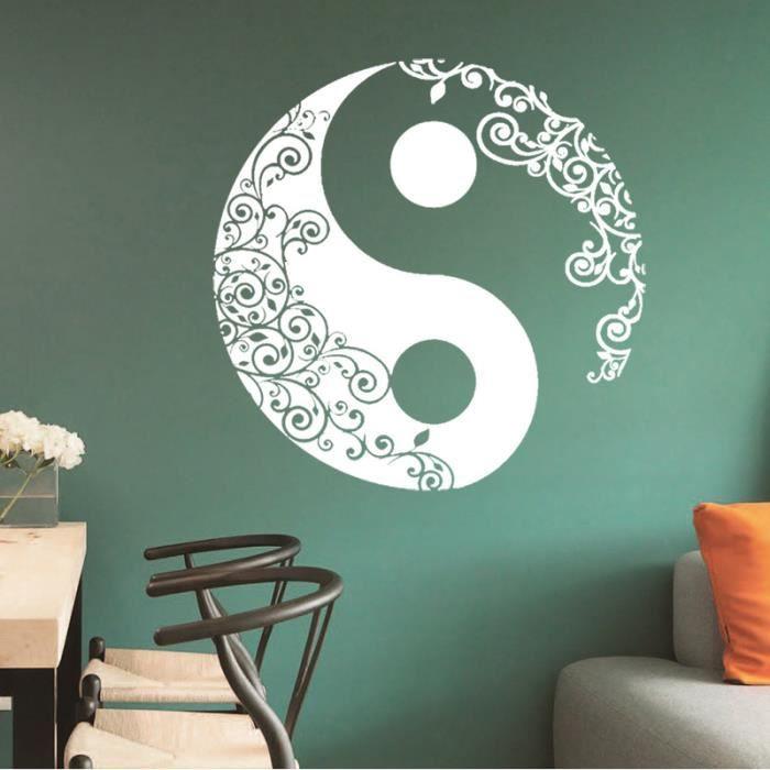 stickers muraux salon achat vente pas cher. Black Bedroom Furniture Sets. Home Design Ideas