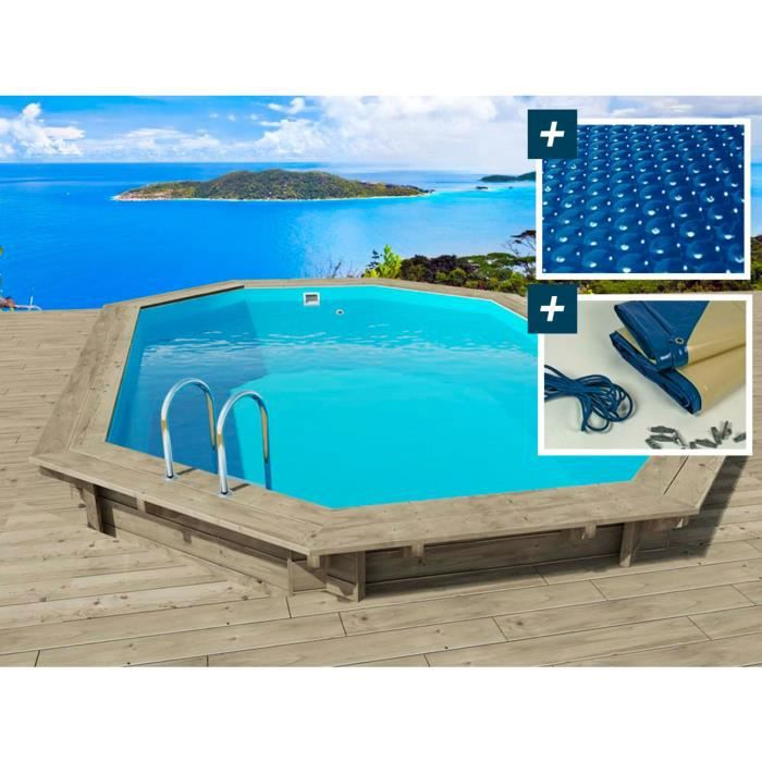 Piscine bois florida m b che achat vente piscine piscine bois florida - Piscine bois 6 x 4 ...