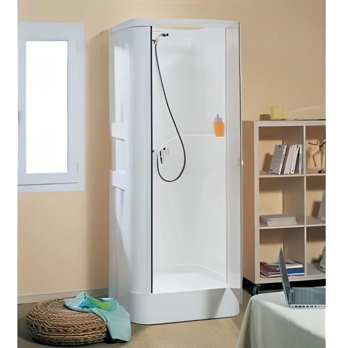 cabine de douche 1 porte