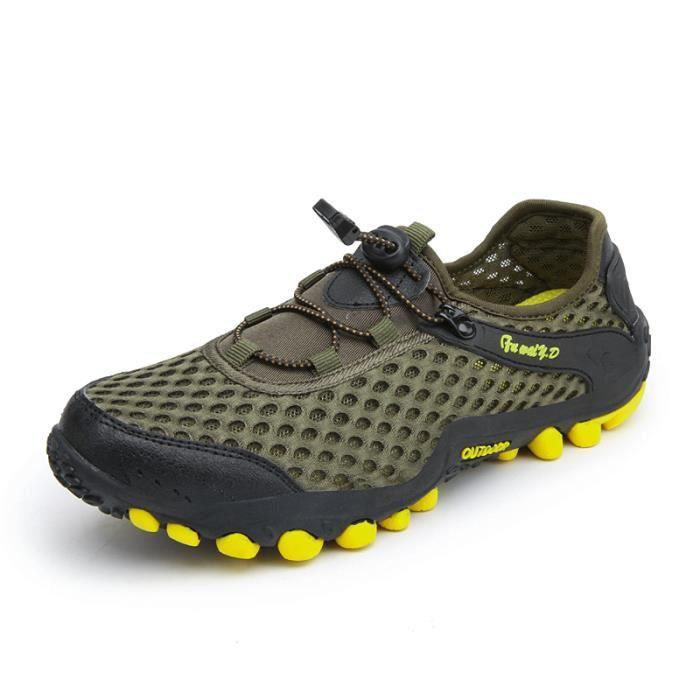 Marche Travaux Été De Plage Chaussure Randonnée Chaussures Extérieurs Antidérapante xdCBoe