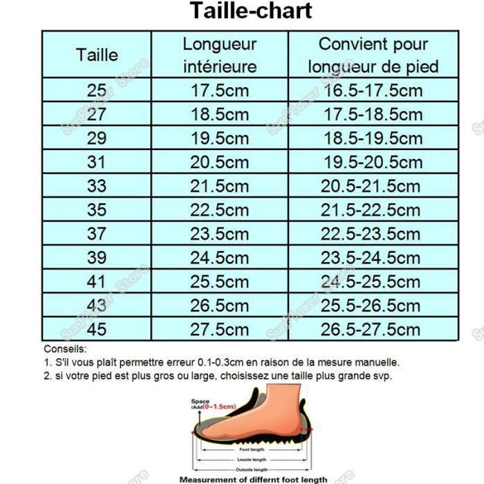 Unisexe Chaussures de bain Chaussons pour Sport Aquatique Homme Femme Quick-Dry Pour Natation Beach Yoga Piscine - Vert