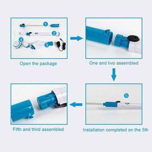 brosse rotative electrique pour nettoyage sol achat vente pas cher. Black Bedroom Furniture Sets. Home Design Ideas
