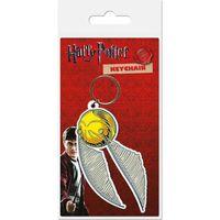 PORTE-CLÉS Harry Potter - Porte-clés caoutchouc Snitch 6 cm