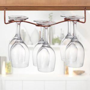 rangement pour verres a pied achat vente rangement pour verres a pied pas cher cdiscount. Black Bedroom Furniture Sets. Home Design Ideas