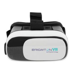 CASQUE RÉALITÉ VIRTUELLE Brigmton BRV 100, Casque de réalité virtuelle pour