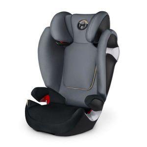 SIÈGE AUTO Siège auto 2/3 Cybex Solution M Graphite Black 201