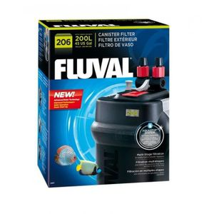 FILTRATION - POMPE filtre èxtèrieur fluval 206 A207