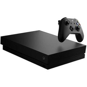 CONSOLE XBOX ONE Microsoft Xbox One X Project Scorpio Edition conso