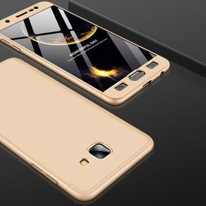 COQUE - BUMPER Étui Coque Samsung Galaxy J7 Max, 3 en 1 Hybrid Du