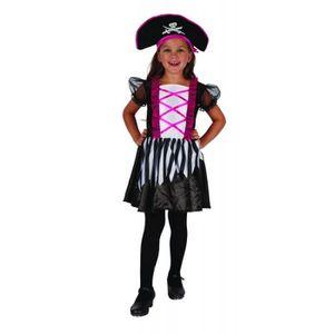 DÉGUISEMENT - PANOPLIE Déguisement pirate fille