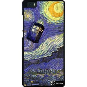 COQUE - BUMPER Coque Huawei Ascend P8 Lite - La nuit étoilée de V