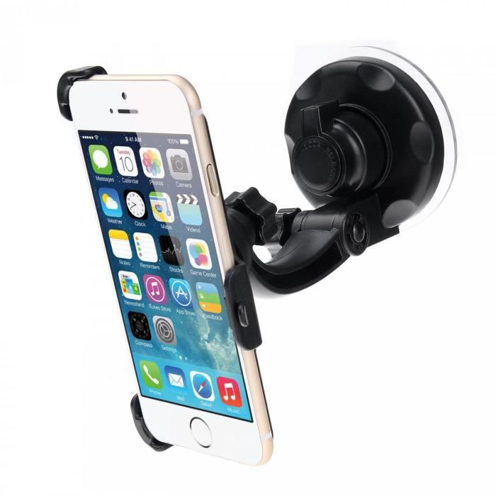 FIXATION - SUPPORT Support voiture pour iPhone 7