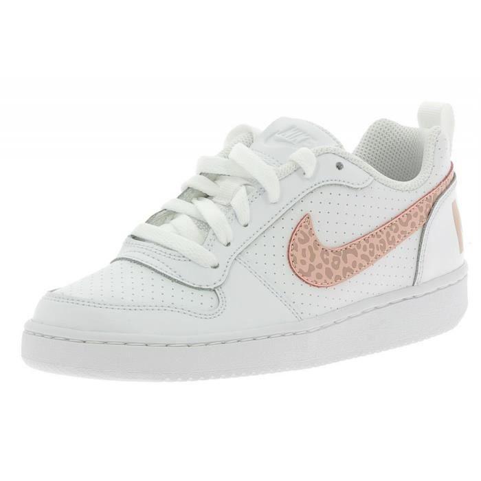 nouvelle arrivee e2f10 6721b Nike - Nike Court Borough Low Gs Chaussures de Sport Petite ...