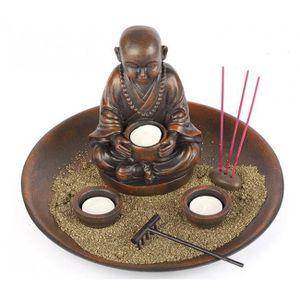 Deco asiatique achat vente pas cher for Grand jardin zen