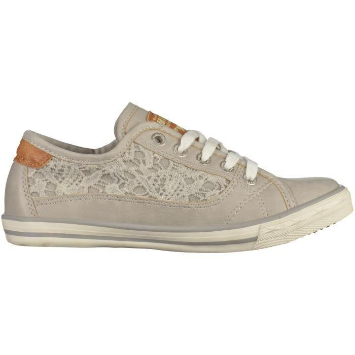Mustang Sneaker Gris clair ZNrCPYLV