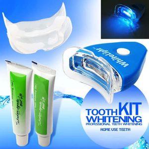 BLANCHISSEUR DE DENTS gel orale de blanchiment des dents à domicile pero