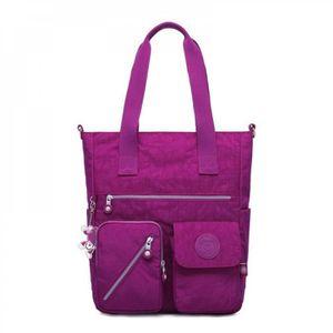 871a0556a7 SAC À MAIN Sacs Femme Sacs à bandoulière violet rouge TEGAOTE