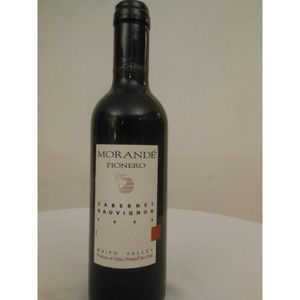 VIN ROUGE 37,5 cl morandé rouge 2005 - maipo valley chili