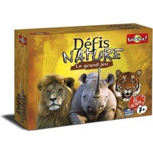 CARTES DE JEU BIOVIVA Le grand jeu Défis Nature