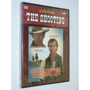 DVD FILM The Shooting - DVD -COLLECTION WESTERN [Anglais so
