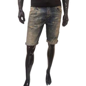 BERMUDA Bermuda DIESEL en jeans pour hommes.