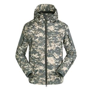 BLOUSON DE SKI Blouson Homme Militaire Armée Camouflage Manteau I