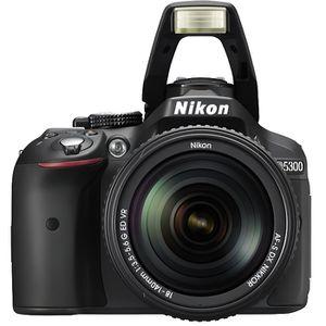 APPAREIL PHOTO RÉFLEX Nikon D5300 Nu