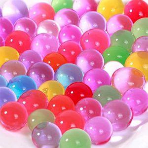 BILLES - PERLES DÉCO 5000pcs Perles d'eau Coloré Water Pearl Pour La Dé
