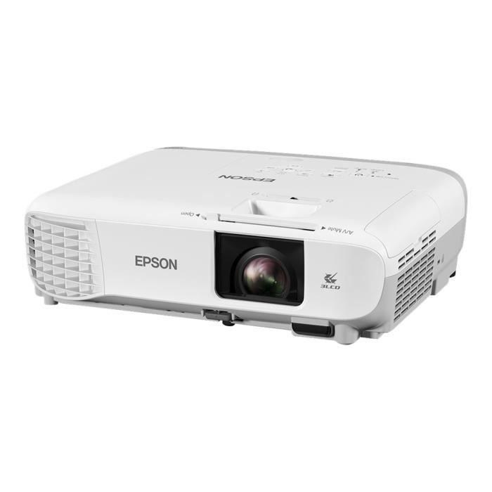 EPSON Projecteur 3LCD EB-S39 - Portable - 3300 lumens (blanc) - 3300 lumens (couleur) - SVGA (800 x