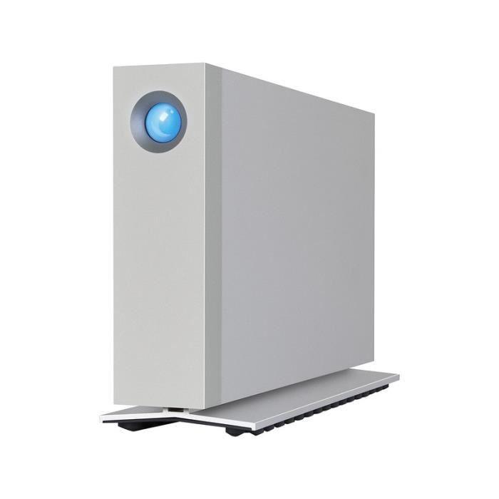 LACIE - Disque dur externe - 10 To - USB 3.1 Gen 1 / Thunderbolt 3