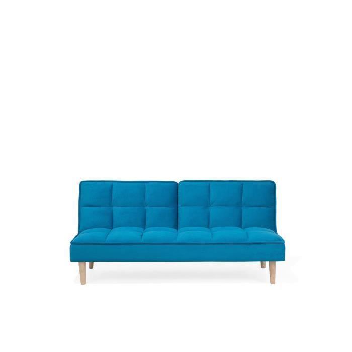 Siljan Clair Siljan Canapé Convertible Canapé Convertible Bleu Canapé Clair Bleu ALRjc4S35q