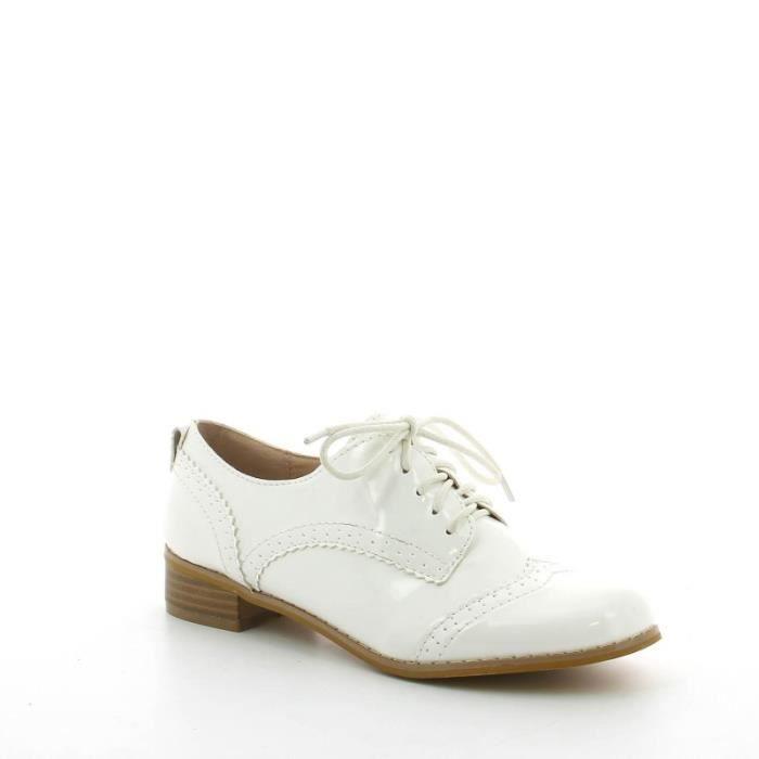 DERBY Chaussures Derbies pour femme à ... Blanc