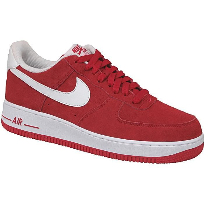 nike air force rouge pas cher