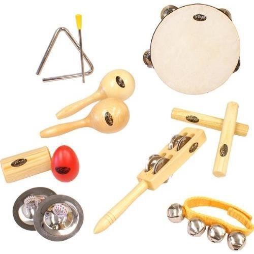 stagg cpk01 set de percussions pour enfant achat vente instrument de musique cdiscount. Black Bedroom Furniture Sets. Home Design Ideas