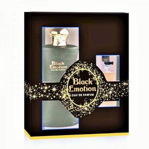 ... COFFRET CADEAU PARFUM Coffret Eau de Parfum Femme Black Emotion 100 ml  + ... 1a9639ecc7f