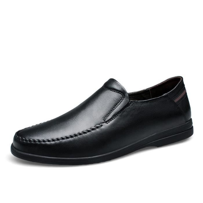 Men's Leather Business Casual Shoes PKBLM Taille-42